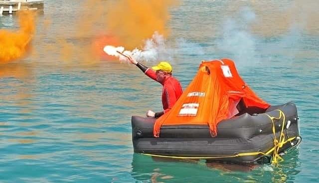 venta de balsa salvavidas solas, como venta de balsa salvavidas solas