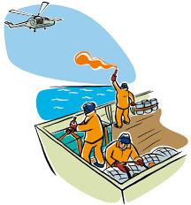 venta de equipos de salvamento maritimo Emergencia en altamar
