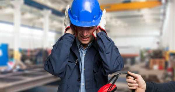El ruido en el trabajo puede generar serias consecuencias.