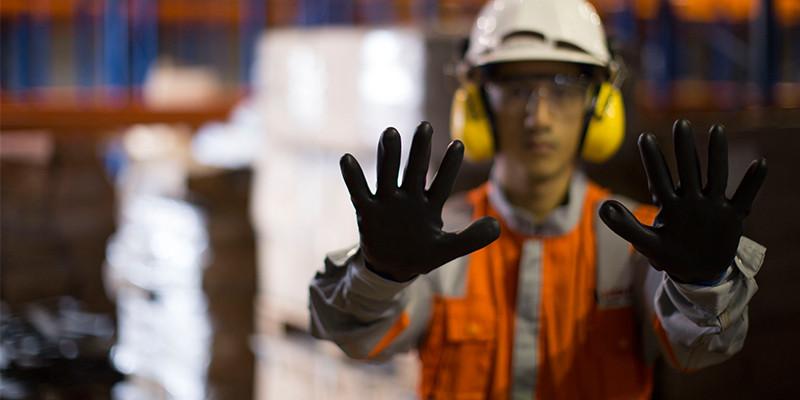 Un mal uso de los equipos de protección industrial generarían accidentes.