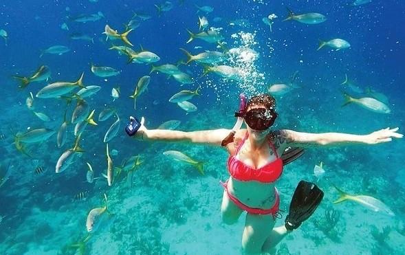kits de buceo, como venta de snorkel