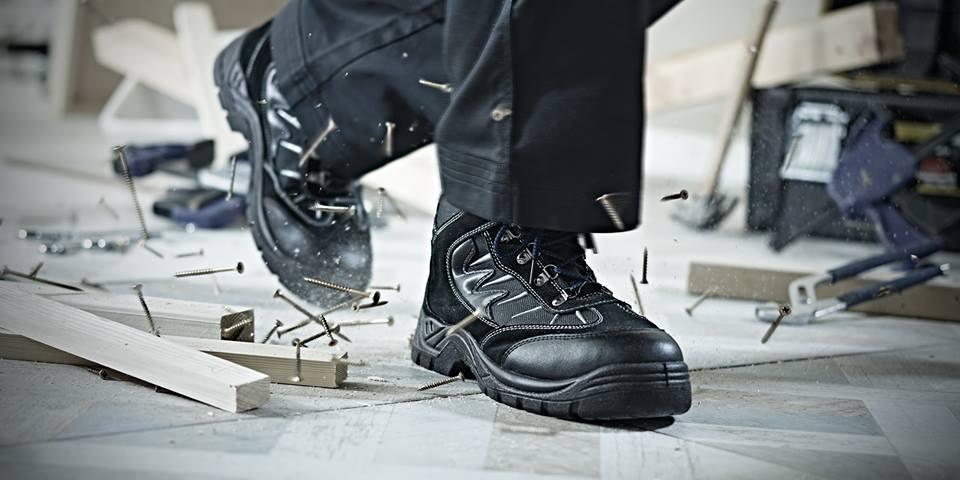 Existen diferentes tipos de zapatos de seguridad y debes elegir uno de acuerdo a tus actividades.