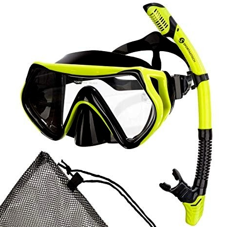 snorkel-tipos