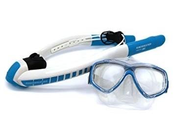 kits de buceo con snorkel para profesionales