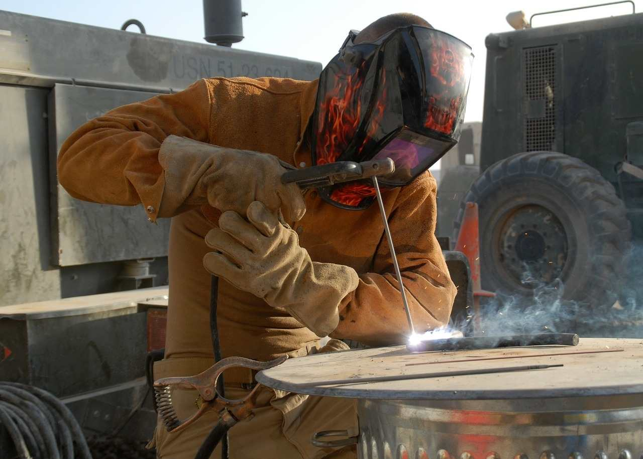 Guantes kevlar para el sector industrial