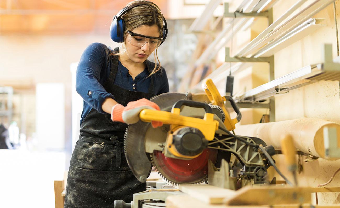 Qué trabajos representan riesgos de pérdida de audición.