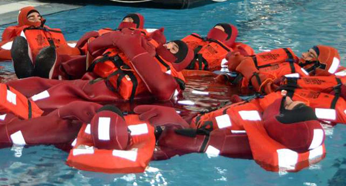 trajes de inmersión