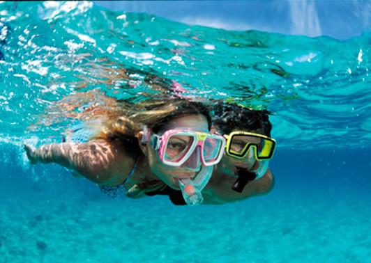 beneficios que aporta el snorkel