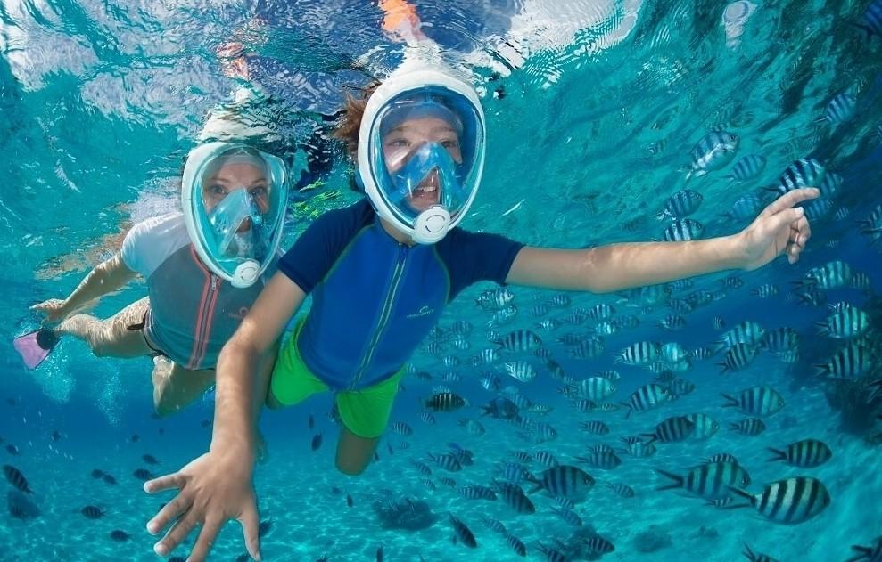 venta de snorkels